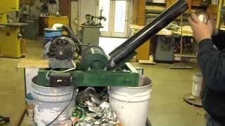 Rotary Mechanical  can crusher screenshot 4