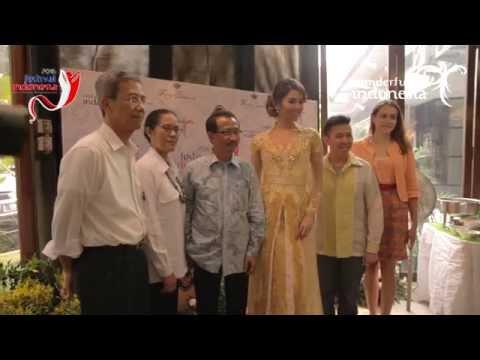 Konferensi Pers Dubes RI Bapak M. Wahid Supriyadi bersama Ferry Sunarto