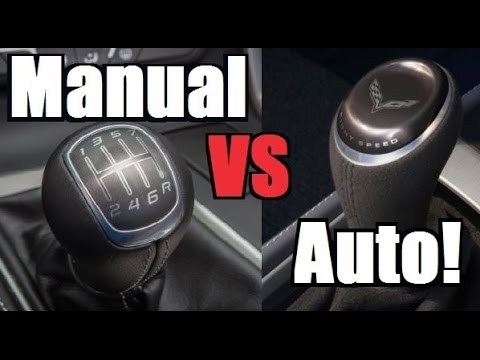 Manual vs Automatic: Which is Best??