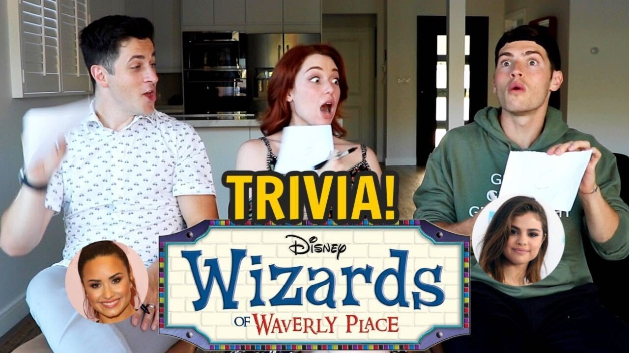 Download Wizards of Waverly Place Reunion (w/ David Henrie & Jennifer Stone)| Gregg Sulkin and Cameron Fuller