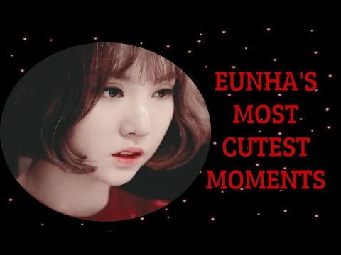 Eunha's Most Cutest Moments