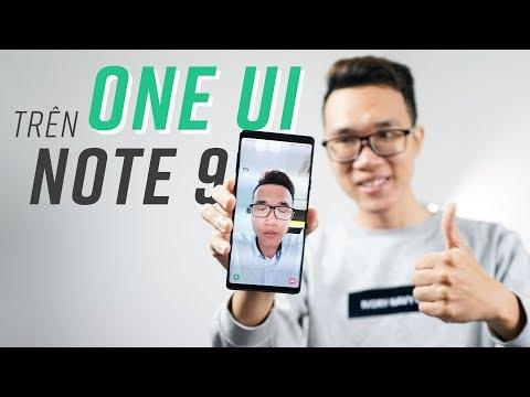 Đánh giá Galaxy Note 9 sau khi lên One UI