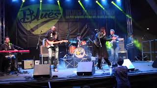 Angela Mosley & The Blue Elements @Blues made in Italy 13.10.2018 041