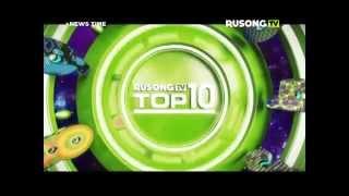 ВИА Гра - 1 место в ТОП 10 клипов на RUSONG TV
