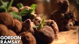 Hand-made Mint Chocolate Truffles (Part 2) - Gordon Ramsay