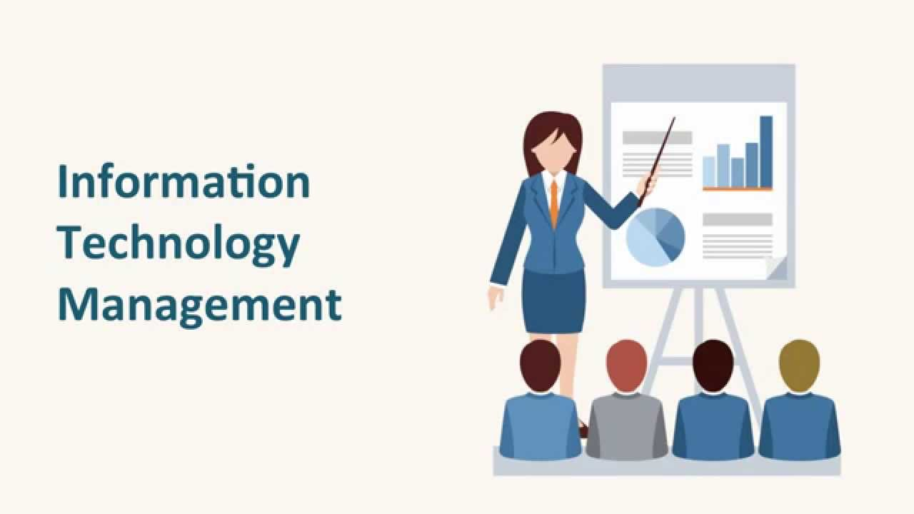 Technology Management Image: Information Technology Management