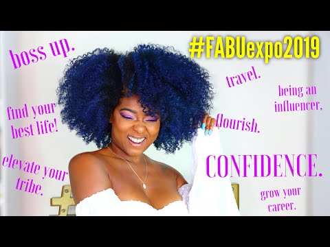 Girl Talk: How to be Confident, Glow up & Love Yourself + Special Announcement (FABU Expo by Alikay) thumbnail