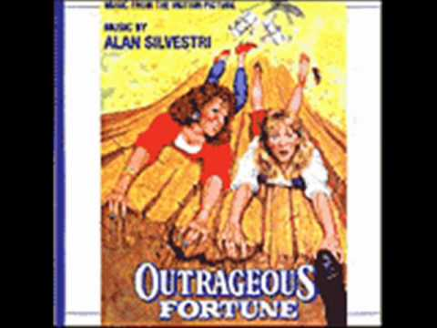 Outrageous Fortune. Musica: Alan Silvestri