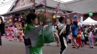 2014 Seattle Bon Odori - Sakura Ondo (Cherry Blossom Dance)