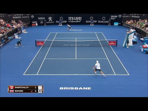 ATP Match Highlights Day 3 | Brisbane International 2018