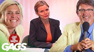 Best of Fake News Pranks | Just For Laughs Compilation