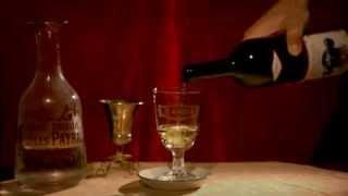 Absinthe Suisse Verte Clandestine Louche Video