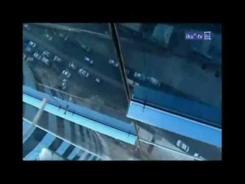 An Automatic Self Cleaning Glass Facade System Youtube