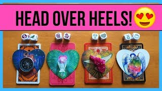 Video WHO'S HEAD OVER HEELS FOR YOU? 😍🥰 *Pick A Card Reading* Love Relationship | Who Has Crush On You download MP3, 3GP, MP4, WEBM, AVI, FLV Oktober 2019