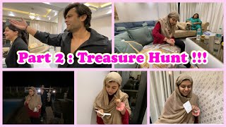 Birthday Girl Searching Her Dress| Shoaib's Unlimited Entertainment| Treasure Hunt| Ibrahim Family