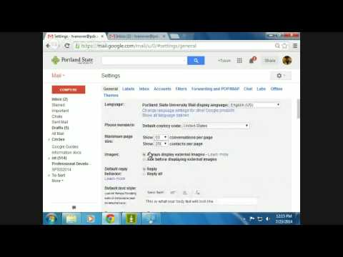 Google Mail Training - Morning Session