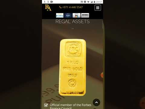 Regal Assets DMCC – How To Invest In Gold & Crypto In Dubai/UAE For The Future (RA Wealth Partners)