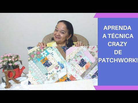 técnica-crazy!-patchwork-com-retalhos!