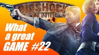 Bioshock infinite: What a great game #22 (PC Live gameplay-commentary-walkthrough)