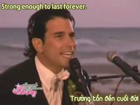 [Vietsub+lyric] Love to be loved by you - Marc Terenzi [live]