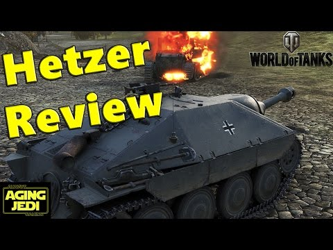 World Of Tanks - Jagdpanzer 38(t) Hetzer Tank Destroyer Review & Guide