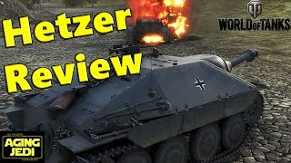 World Of Tanks Jagdpanzer 38 T Hetzer Tank Destroyer Review Guide