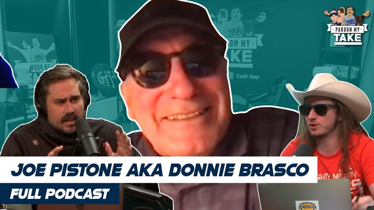 Joe Pistone AKA Donnie Brasco   PMT 2-26-21