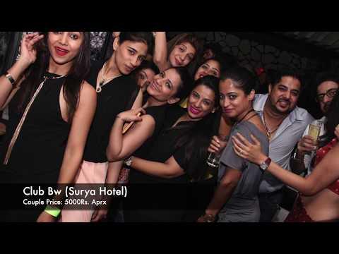 2017 Delhi Best NightClub | NightLife In Delhi | Best Disco
