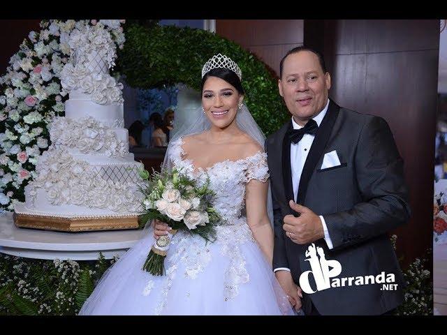 Todo lo que pasó en La Boda Deportiva de Franklin Mirabal y Dianabel Gómez