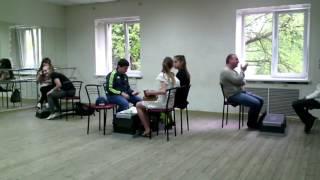 Контрольный урок по мастерству актера 2017. Марина Зайцева