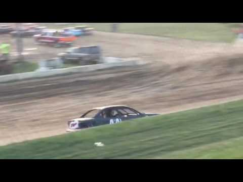 Five Mile Point Speedway FWD Four Cylinder 6/18/16
