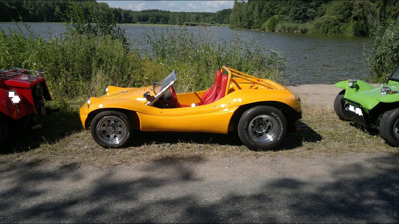 Vw Dune Buggy >> Freddy´s Deserter GT - Big Dick on the street   HD   VW Buggy - YouTube
