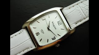 Vogue часы из США механизм Japan Epson