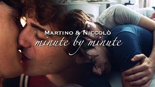 Martino & Niccolò - Minute by minute [skam italia]
