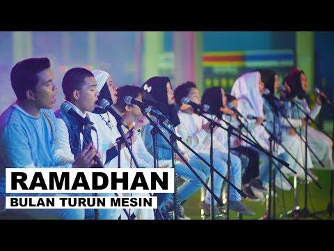 Gen Halilintar - Ramadhan Bulan Turun Mesin  Acoustic Ver.