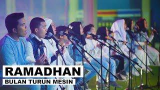 Gen Halilintar - Ramadhan Bulan Turun Mesin (Official Music Video) Acoustic Ver.