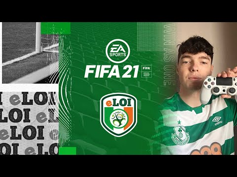 ELOI FIFA21 Tournament - Matchday #1 - Rovers 8:2 UCD