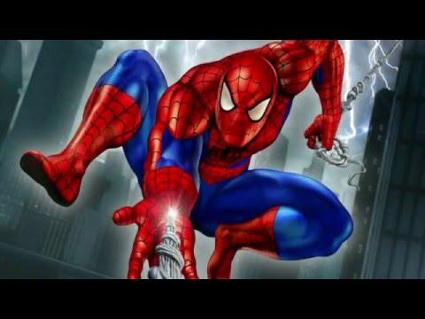 Kenangan lalu: Spider ni game kita orang dulu2.