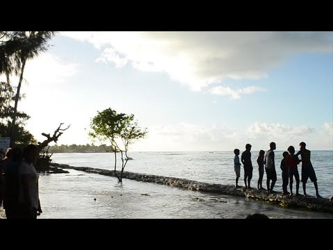 The world's first climate change refugees