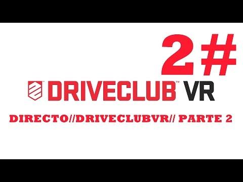 DIRECTO//VR//REALIDAD VIRTUAL//DRIVE VR 2 PRTE