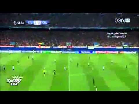 Atletico Madrid vs Chelsea 3-1 2014 Full Highlights Goal Attempts 3-1