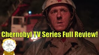 Chernobyl TV Series Review, The Best TV Show I Have Ever Seen!