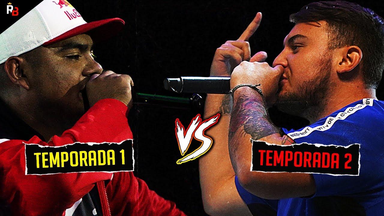 TEMPORADA 1 VS TEMPORADA 2   FMS México 🇲🇽