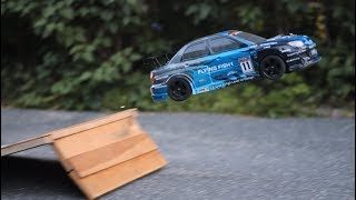 RC Jump | HSP Flying Fish Pro