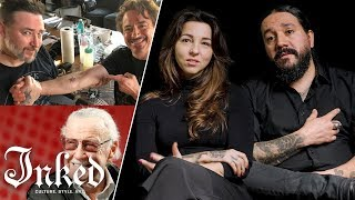 Tattoos That Made These Artists Cry | Tattoo Artists Answer