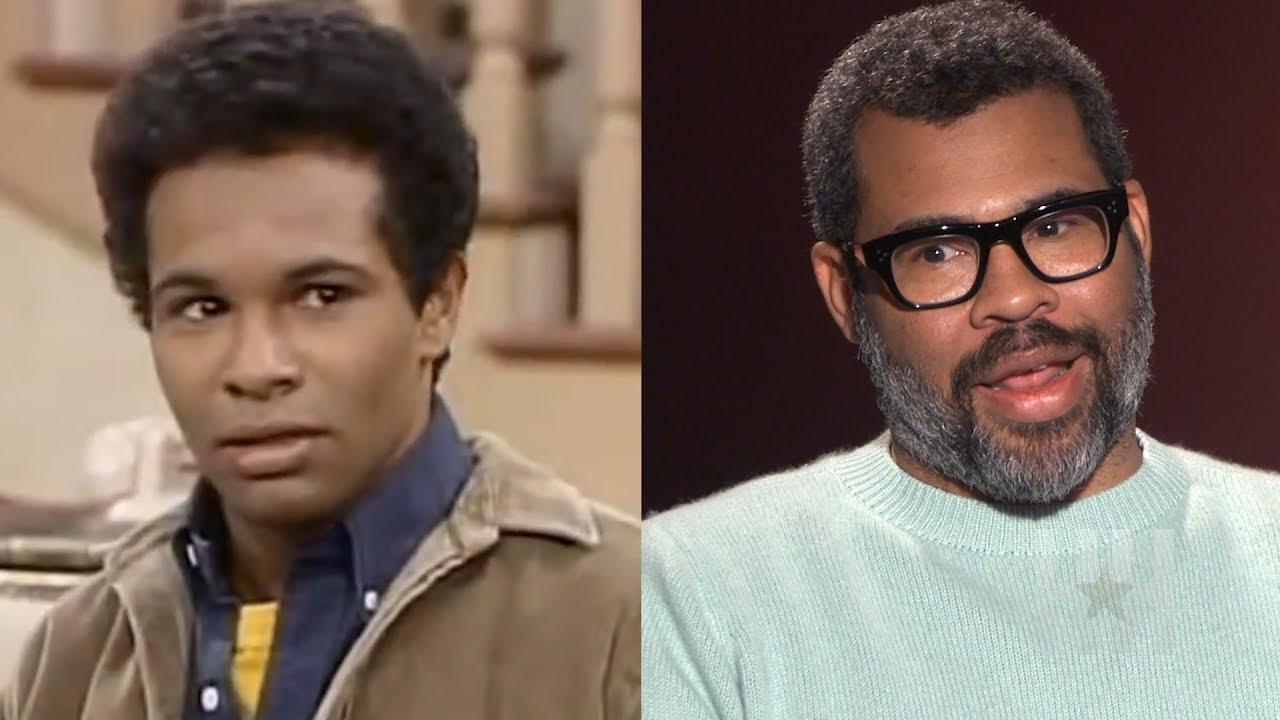 Adam Sandler Cosby Show jordan peele admits he looks like 'elvin' from 'the cosby show'