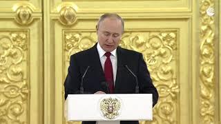 Путин заявил о запуске в оборот четвертой вакцины от коронавируса