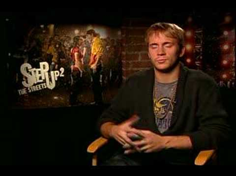 Robert Hoffman interview for Step Up 2 the Streets