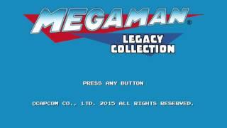 Mega Man Legacy Collection (Xbox Store) - Mega Man Legacy Collection (XB1) - Title Screen Music - User video