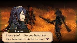 Fire Emblem: Awakening - Chapter 21 Lucina: MU Lover Version